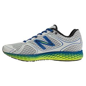 Voilà le profil d'une chaussure running New Balance M 980. © New Balance