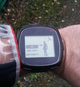 GPS ok, Cardio ok, vous pouvez démarrer !