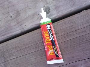 Gel energetique Red Tonic Sprint Air