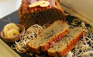 Ce magnifique cake est obtenu avec des produits de nutrition sportive MyProtein. © My Protein