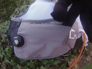 poche latérale sac de trail Raidlight Responsive 8L