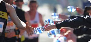 Pour préparer un marathon, vous ne devez pas négliger la nutrition. © ohmyfood.fr
