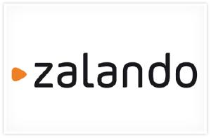 Voilà le logo Zalando