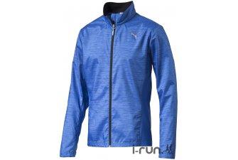 Vetement running : vous trouverez cette veste Puma chez nos partenaires. © I-Run