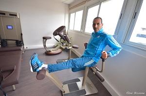Récupération sport : cette position ne vous rappelle  rien ? © Satisform