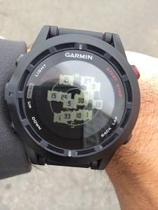 Quel satellite pour cette montre GPS Garmin Fenix 2 ? © Testeurs Outdoor