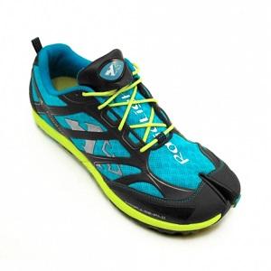 Voilà la nouvelle chaussure de la marque avec un drop de 3 mm. © Raidlight