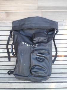 Voilà l'un de mes sacs sports de la marque Mc Five