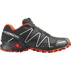 Les chaussures trail Salomon Speedcross ont un look plus agressif. © Salomon