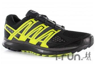 Voilà les chaussures de trail Salomon X Scream. © I-Run
