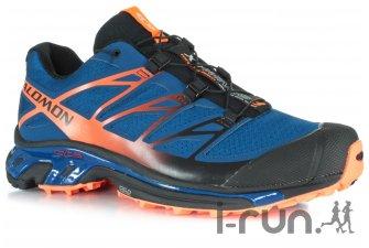 Les chaussures de trail Salomon XT Wings offrent elles plus de garantie pour les Templiers ? © I-Run