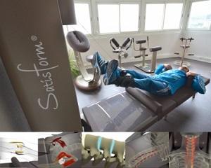 Récupération sport : C'est parti pour une petite sieste ?  © Satisform