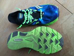 Saucony Kinvara 4 : voici les chaussures du test