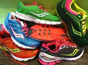 Quelle meilleure chaussure de running Saucony pour un 24 heures ? © luckyfoot.com