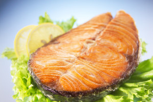 ou trouve vitamine D ? Dans le saumon pardi !!!