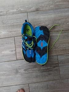 Pas de doute avec ces crampons, cette chaussure running Raidlight est taillée pour le trail. © Testeurs Outdoor