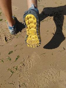 Pas de doute possible, nous avons bien affaire à des chaussures trail. © Testeurs Outdoor