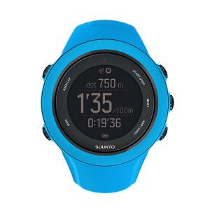 Voilà maintenant une couleur très flashie pour cette montre Suunto Ambit 3... © Suunto