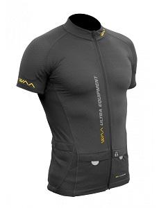 Ce tee-shirt running est disponible dans une teinte grise. Qu'en pensez-vous ? © WAA