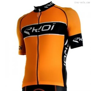 Vetement de velo de route : Voilà le maillot manches courtes. © Troc-velo.com