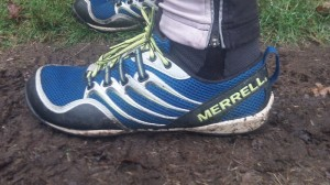 trail glove profil