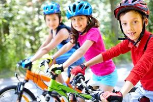 Conseils vélo : Donnez le bon réflexe à vos enfants ! © Pixabay