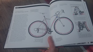 Vous pourrez trouver également des vélos de course légendaires détaillés. © Testeurs Outdoor